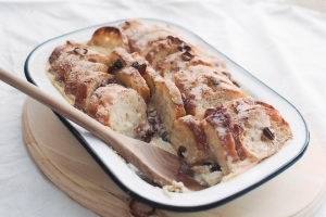 http://alwayswithbutter.blogspot.com/2011/10/buttered-baguette-bread-pudding.html